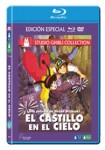 El Castillo En El Cielo (Blu-Ray + Dvd )