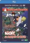 Nicky, La Aprendiz De Bruja (Blu-Ray + Dvd )