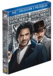 Sherlock Holmes + Sherlock Holmes : Juego De Sombras (Blu-Ray)