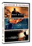 Batman Begins + El Caballero Oscuro + El Caballero Oscuro: La Leyenda Renace