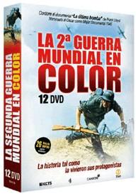 La 2ª Guerra Mundial En Color (Pack 12 DVD,s)
