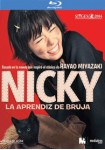 Nicky : La Aprendiz De Bruja (2014) (Blu-Ray)