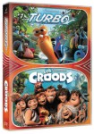 Turbo + Los Croods
