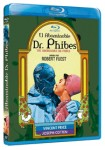 El Abominable Doctor Phibes (Blu-Ray)