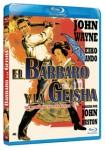 El Bárbaro Y La Geisha (Blu-Ray) (Bd-R)