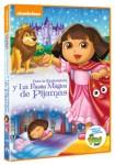Dora La Exploradora Y La Fiesta De Pijamas