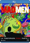 Mad Men - 7ª Temporada - Parte 1 (Blu-Ray)