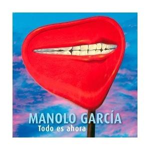 Todo Es Ahora: Manolo García CD(2)
