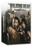 Pack The Walking Dead - Temporadas 1, 2, 3 Y 4