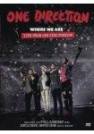 Where We Are: Live From San Siro Stadium - One Direction DVD