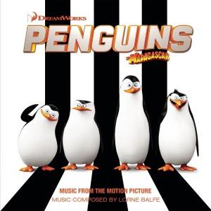 B.S.O Penguins Of Madagascar (Pingüinos de Madagascar.) CD(2)