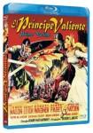 El Príncipe Valiente (Blu-Ray) (Bd-R)