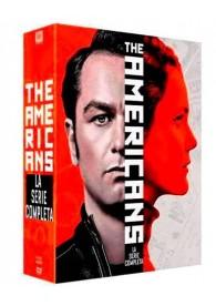 Pack The Americans - 1ª Y 6ª Temporadas (Serie Completa)
