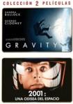 Gravity + 2001 : Una Odisea En El Espacio
