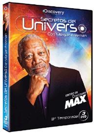Discovery Channel : Secretos Del Universo Con Morgan Freeman (3ª Temporada)