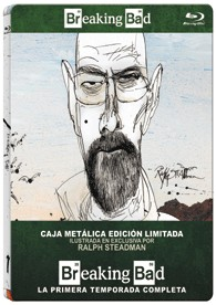 Breaking Bad - 1ª Temporada (Ed. Metálica) (Blu-Ray)