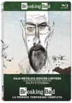 Breaking Bad - 1ª Temporada (Ed. Metálica) (Blu-Ray)