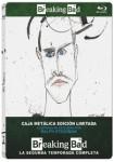Breaking Bad - 2ª Temporada (Ed. Metálica) (Blu-Ray)