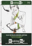 Breaking Bad - 3ª Temporada (Ed. Metálica) (Blu-Ray)
