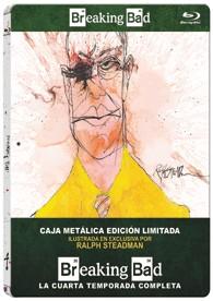 Breaking Bad - 4ª Temporada (Ed. Metálica) (Blu-Ray)