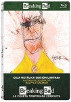 Breaking Bad - 4ª Temporada (Ed. Metálica) (Blu-Ray)**