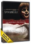Annabelle + Expediente Warren (DVD + Copia Digital)