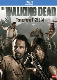 Pack The Walking Dead - Temporadas 1, 2, 3 Y 4 (Blu-Ray)