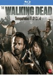 Pack The Walking Dead - Temporadas 1, 2, 3 Y 4 (Blu-Ray)