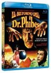 El Retorno Del Dr. Phibes (Blu-Ray) (Bd-R)