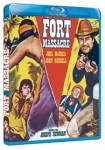 Fort Massacre (Blu-Ray) (Bd-R)