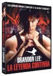 Brandon Lee : La Leyenda Continúa