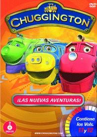 Chuggington - Temporada 2, Volúmenes 3-4