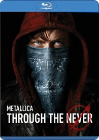 Metallica : Through The Never (V.O.S.) (Blu-Ray)