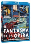 El Fantasma De La Ópera (1925) (Blu-Ray)