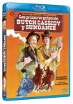 Los Primeros Golpes De Butch Cassidy Y Sundance (Blu-Ray)