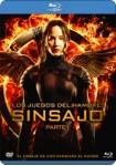 Los Juegos Del Hambre : Sinsajo - 1ª Parte (Blu-Ray)