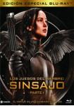 Los Juegos Del Hambre : Sinsajo - 1ª Parte (Blu-Ray) (Ed. Especial)