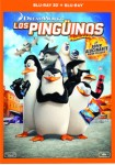 Los Pingüinos De Madagascar (Blu-Ray 3d + Blu-Ray)