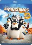 Los Pingüinos De Madagascar (Blu-Ray)