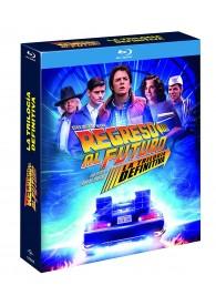 Regreso al Futuro 1 a 3 - Edicion 35 Aniversario (Blu-Ray)
