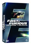 Pack Fast & Furious - Colección 1 A 7
