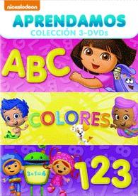 Pack Nickelodeon : Aprendamos
