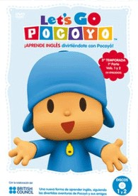 Let´s Go Pocoyo - Vol. 1 Y 2
