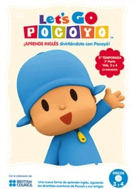 Let´s Go Pocoyo - Vol. 3 Y 4