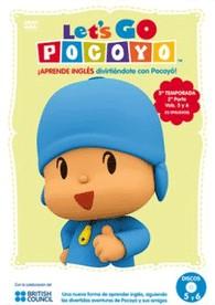 Let´s Go Pocoyo - Vol. 5 Y 6