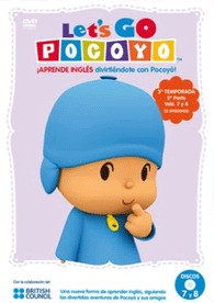 Let´s Go Pocoyo - Vol. 7 Y 8