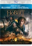 El Hobbit : La Batalla De Los Cinco Ejércitos (Blu-Ray + Dvd + Copia Digital)