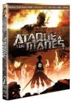 Ataque A Los Titanes : 1ª Temporada - 1ª Parte (Blu-Ray)
