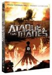 Pack Ataque A Los Titanes : 1ª Temporada - 1ª Parte