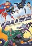La Liga De La Justicia : Super-Villanos